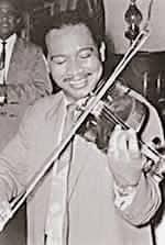 Enrique Jorrin, de la Orquesta America Charanga