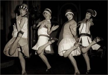 Charleston (Danseuses)