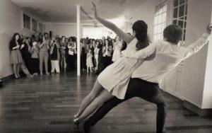 Le fendu (Chorégraphie d'ouverture de bal Equanime-danse)